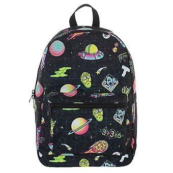 Backpack - Rick & Morty - Space All Over Print Sublimated bq7q2yric