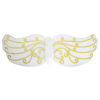 Bristol Novelty Gold Pattern Angel Wings