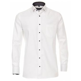 CASA MODA Casa Moda Fine Rib Formal Shirt