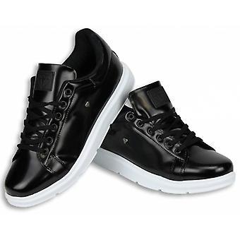 Shoes - Sneaker Skool Low - Black