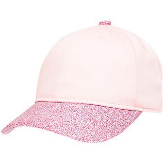 Crafted Girls Bling Cap Sports Baseball Hat Junior