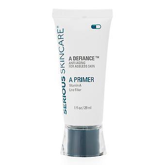 Serious Skincare A Primer Vitamin A Line Filler 1 fl oz