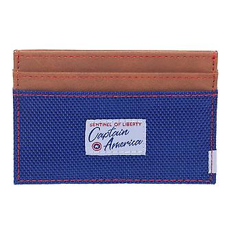 Card Wallet - Captain America New mw6secmac
