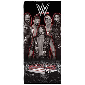 WWE brottning ring handduk