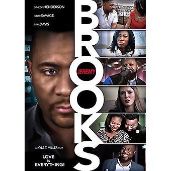 Jeremy Brooks [DVD] USA import