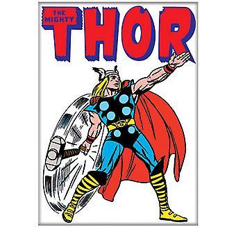 Thor poppari valkoinen magneetti
