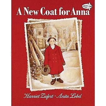 A New Coat for Anna by Harriet Ziefert - 9780394898612 Book