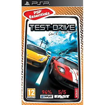 Test Drive Unlimited - Essentiels (PSP) - Nouveau