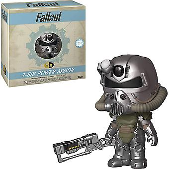 Fallout T-51 Power Armor 5-Star Vinyl Figure