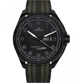 Edox Men's Watch 84301 37NNNAG NNV