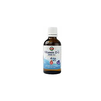 Solaray Vitamin D3 Tropfen 53 Ml