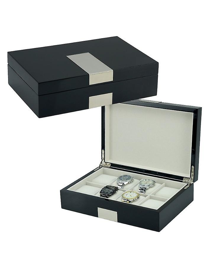 31MADISON Elegant 8 Slot Watch Box