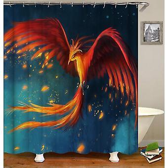 Magnificphoenix duș cortina