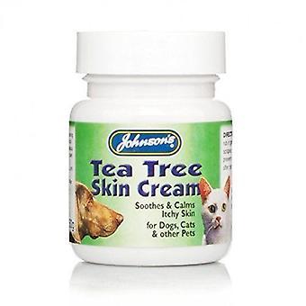 Tea Tree antisettico pelle crema per animali domestici