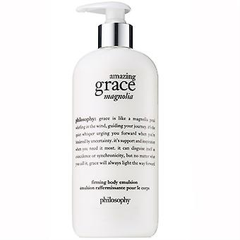 Filosofia Incredibile Grace Magnolia Firming Corpo Emulsione 16oz / 480ml