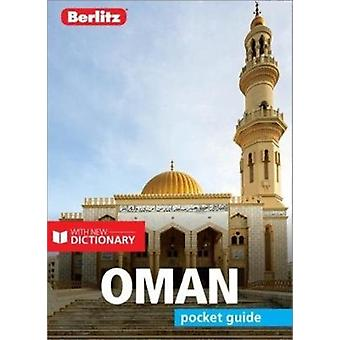 Berlitz Pocket Guide Oman Travel Guide with Dictionary