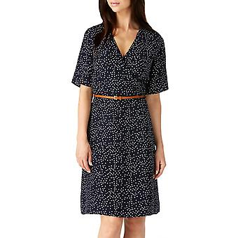 Sugarhill Boutique Women's Polka Dot Ronah Wrap Dress