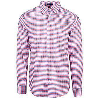 GANT GANT Raptura Rosa Check Camisa de ajuste regular