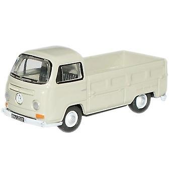 Oxford Diecast 1:148 mitta kaavassa vaaleanharmaa VW poimia