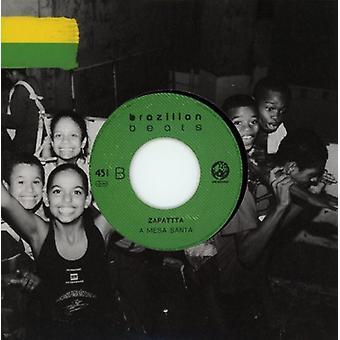 Junip / Zapattta - Oba La Vem Elaine / a Mesa Santa [Vinyl] USA import
