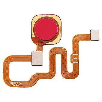 Capteur d'empreintes digitales pour Xiaomi Redmi Note 6 Pro Red Home Button Button Repair Spare Part