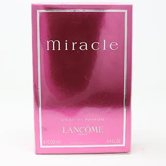 Miracle by Lancome L'apos; Eau De Parfum 3.4oz/100ml Spray New With Box