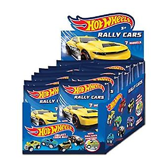 Hot Wheels- Rally Cars Blind Bags CDU (Pack de 16)