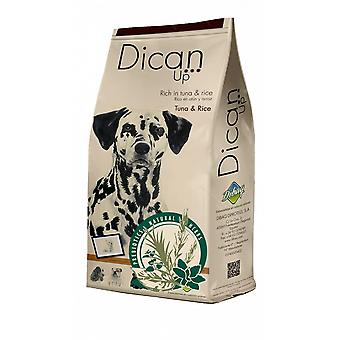 Dican Up Trockenfutter für Hunde Tuna y Rice (Hunde , Hundefutter , Trockenfutter)