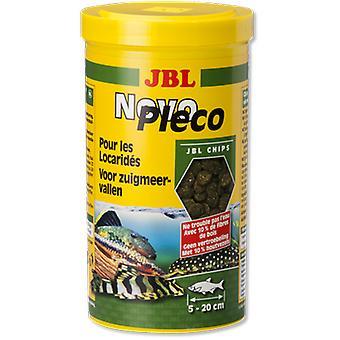 JBL Novo Pleco Chips (fisk, mad, varmt vand)