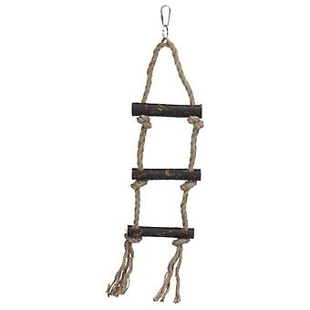 Trixie Natural Living Rope Ladder 3 rungs