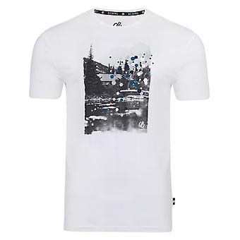 Dare 2B Miesten Strife Graphic Print T-paita