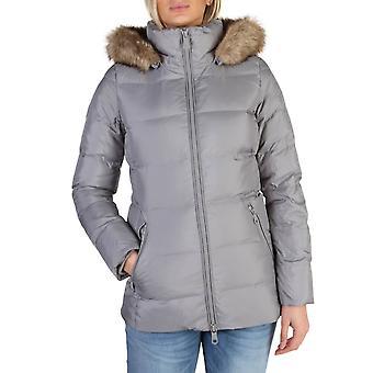 Tommy Hilfiger Original Women Fall/Winter Jacket - Grey Color 38968