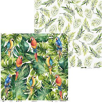 Piatek13 - Paper Let's flamingle 05 P13-274 12x12