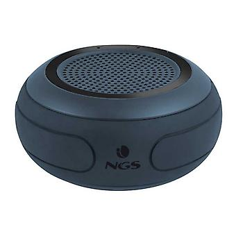 Haut-parleur Bluetooth sans fil NGS RollerCreek 10w Noir