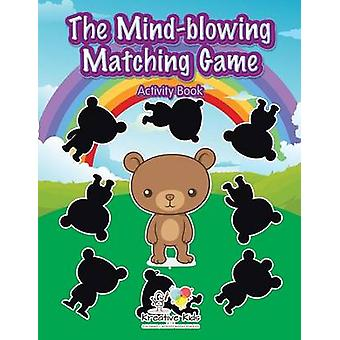 The Mindblowing Matching Game Activity Book by Kreative Kids