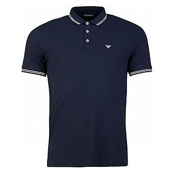 Logo Polo Armani Slim Fit cu vârf
