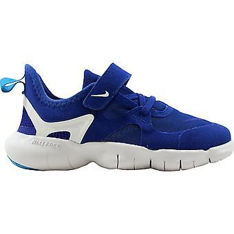 Nike Free RN 5.0 Indigo Force/Deep Royal Blue AR4144-401 Przedszkole
