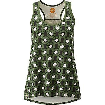 Moon Climbing Women's Starflower Vest - Stone/Black