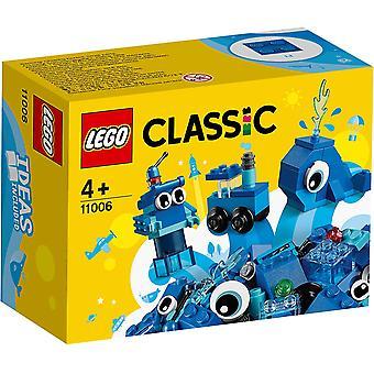 Lego 11006 Klasszikus Kreatív Kék Tégla