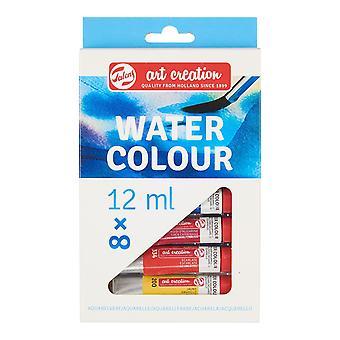 Talens Art Creation Water Colour Set 8 x 12ml