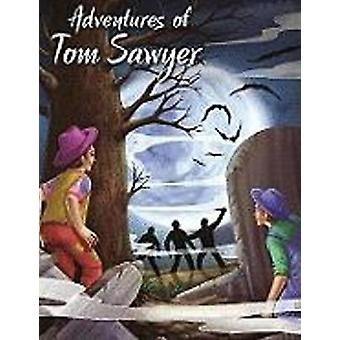 Adventures of Tom Sawyer by Pegasus - 9788131914533 Book