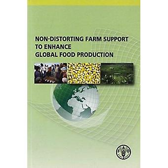 Non-distorting Farm Support to Enhance Global Food Production by Food