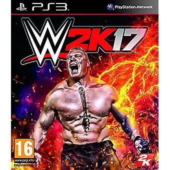 WWE 2K17 (PS3) - Uusi