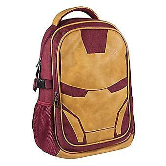 Artesania Cerda Mochila Casual Viaje/port til Avengers Iron Man Backpack - 47 cm - Red (Rojo)