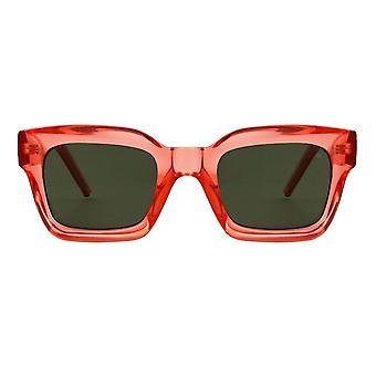 A.Kjaerbede جيجي الوردي نظارات شمسية شفافة