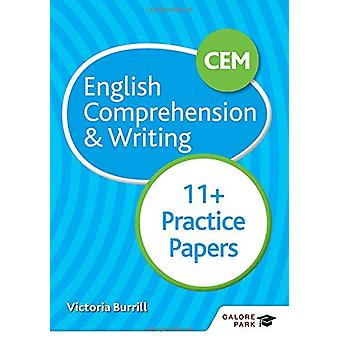 CEM 11+ English Comprehension & Writing Practice Papers by Victor