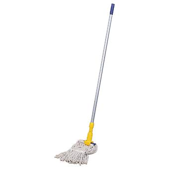 Sealey Bm17 Cotton Mop 350G With Handle