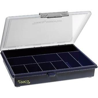 raaco Assorter 5-9 Assortment box (L x W x H) 240 x 195 x 43 mm No. of compartments: 9 fixed compartments 1 pc(s)