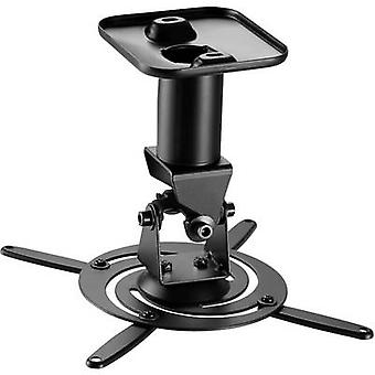 My Wall H 16-1 ESL Projector ceiling mount Rotatable, Tiltable, Swivelling Black