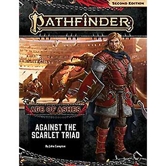 Pathfinder Adventure Path - Against the Scarlet Triad (Age of Ashes 5